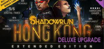 Shadowrun: Hong Kong - Extended Edition Upgrade to Deluxe (Add Soundtrack + Art Book PDF) image