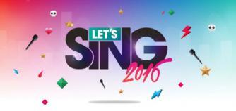 Let's Sing 2016 image