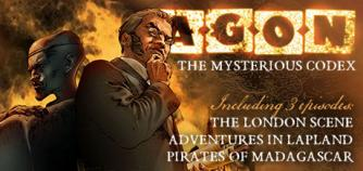AGON - The Mysterious Codex (Trilogy) image