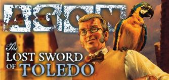 AGON - The Lost Sword of Toledo image