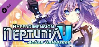 Hyperdimension Neptunia U Difficult Quest image