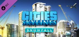 Cities: Skylines - Snowfall image
