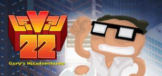 Level 22 Gary's Misadventure image