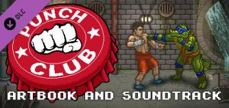 Punch Club OST and Artbook image
