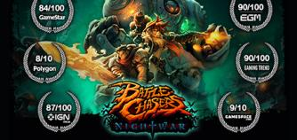 Battle Chasers: Nightwar image