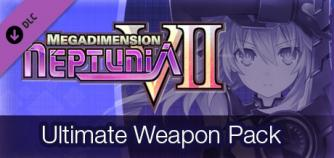 Megadimension Neptunia VII Ultimate Weapon Pack image