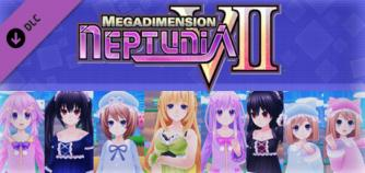 Megadimension Neptunia VII Nightwear Pack image