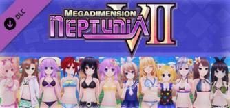 Megadimension Neptunia VII Swimsuit Pack image