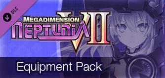 Megadimension Neptunia VII Equipment Pack image