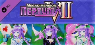 Megadimension Neptunia VII Processor Pack image