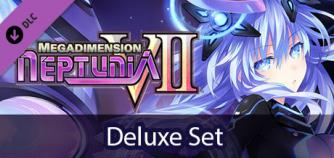 Megadimension Neptunia VII Digital Deluxe Set image