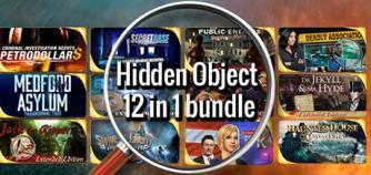 Hidden Object - 12 in 1 bundle