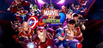 Marvel vs. Capcom: Infinite image
