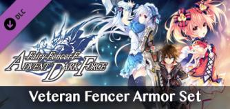 Fairy Fencer F ADF Veteran Fencer Armor Set image