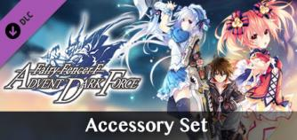 Fairy Fencer F ADF Veteran Fencer Accessory Set image