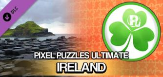 Pixel Puzzles Ultimate - Puzzle Pack: Ireland image