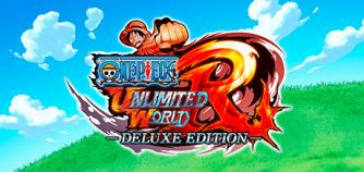 One Piece: Unlimited World Red - Deluxe Edition image