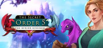 The Secret Order 5: The Buried Kingdom image