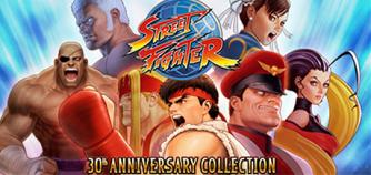 Street Fighter 30th Anniversary Collection image