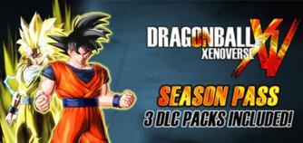 DRAGON BALL XENOVERSE Season Pass image
