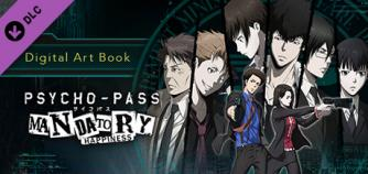 PSYCHO-PASS: Mandatory Happiness - Digital Art Book image
