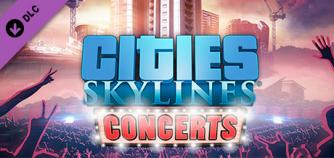 Cities: Skylines - Concerts image