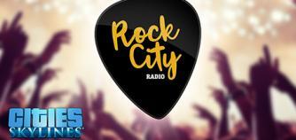 Cities: Skylines - Rock City Radio image
