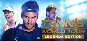 Tennis World Tour Legends Edition image