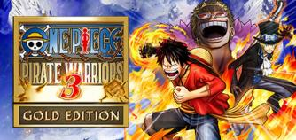 ONE PIECE PIRATE WARRIORS 3 Gold Edition image