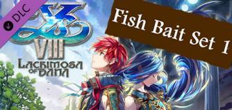 Ys VIII: Lacrimosa of DANA - Fish Bait Set 1 image
