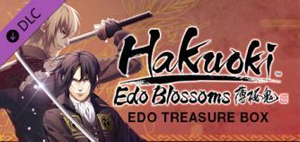 Hakuoki: Edo Blossoms - Edo Treasure Box   華ノ章 宝箱DLC   華之章寶箱 image