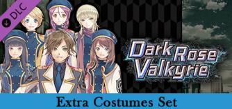 Dark Rose Valkyrie: Extra Costumes Set / コスチュームセット / 服裝禮包 image