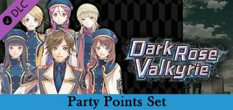 Dark Rose Valkyrie: Party Points Set / パーティポイントパック / 隊伍技能點追加包 image