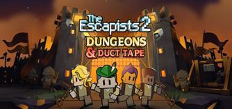 The Escapists 2 - Dungeons and Duct Tape image