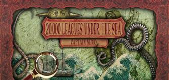 20.000 Leagues Under The Sea - Captain Nemo image
