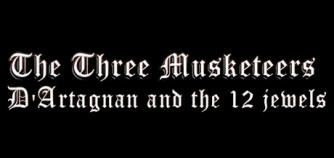 The Three Musketeers - D'Artagnan & the 12 Jewels image