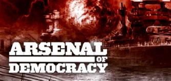 Arsenal of Democracy: A Hearts of Iron Game image