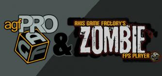 Axis Game Factory's AGFPRO + Zombie FPS Player image