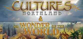Cultures: Northland + 8th Wonder of the World image