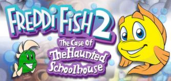 Freddi Fish 2: The Case of the Haunted Schoolhouse image