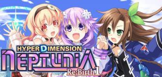 Hyperdimension Neptunia Re;Birth1 image