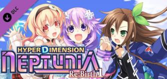 Hyperdimension Neptunia Re;Birth1 Additional Content1 image