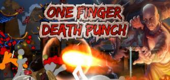 One Finger Death Punch image