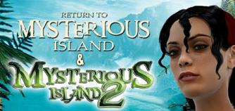 Return to Mysterious Island 1 & 2 Bundle image