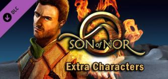 Son of Nor: Warriors of Nor image