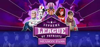 Supreme League of Patriots Season Pass image