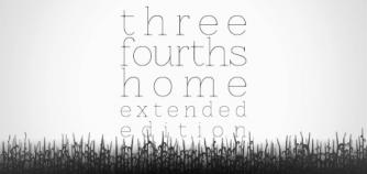 Three Fourths Home: Extended Edition image
