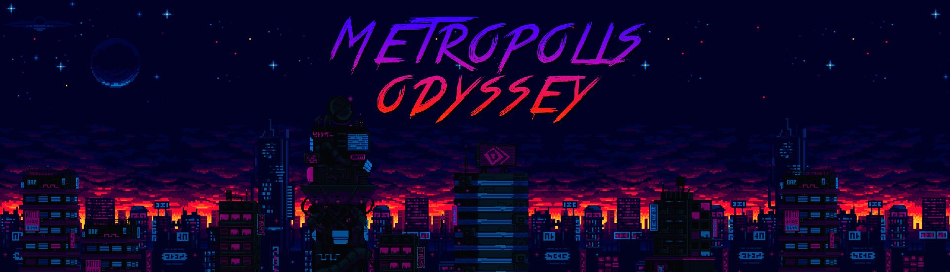 Metropolis Odyssey cover