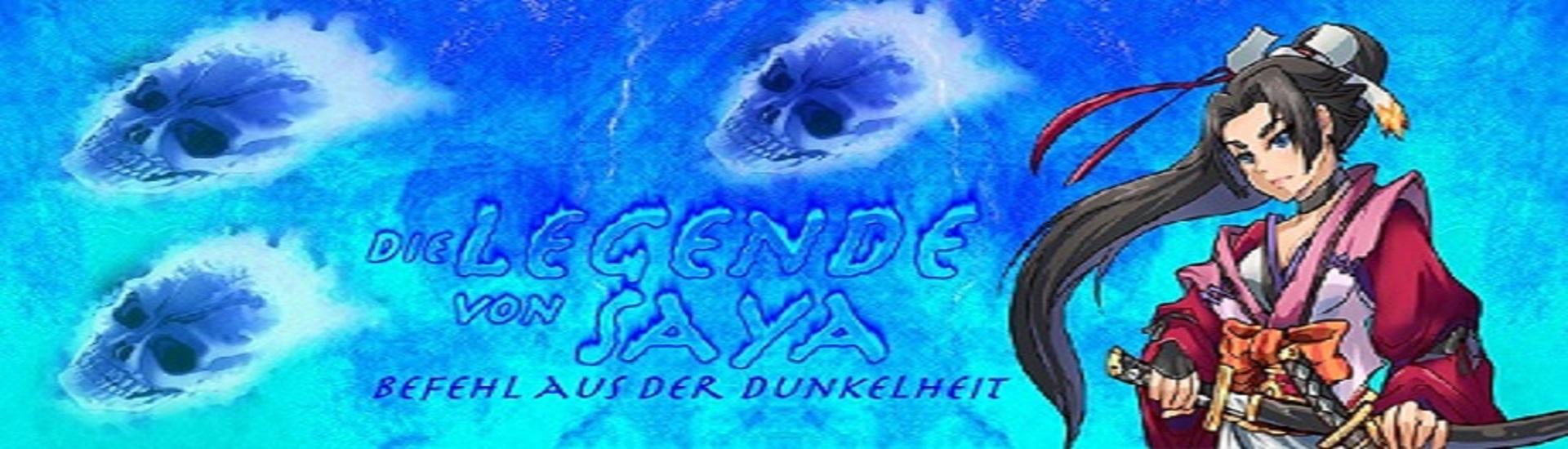 Die Legende von Saya - Befehl aus der Dunkelheit  cover