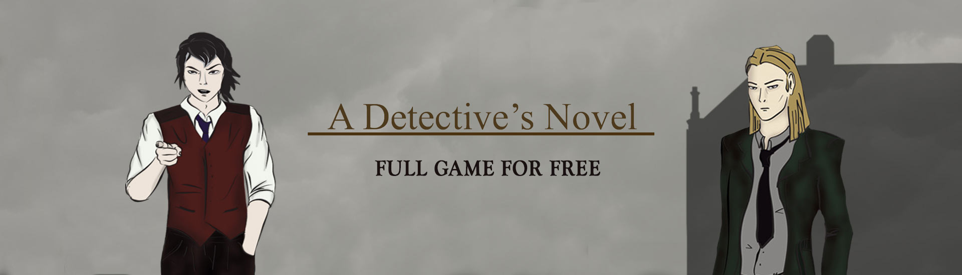 A Detective's Novel cover
